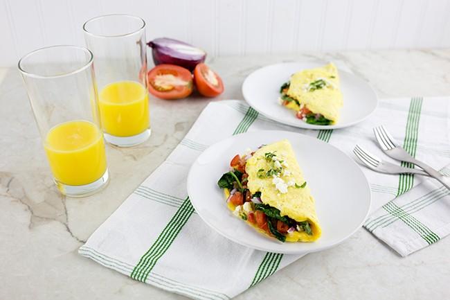 4 оригинальных рецепта омлета еда,пища,рецепты, кулинария
