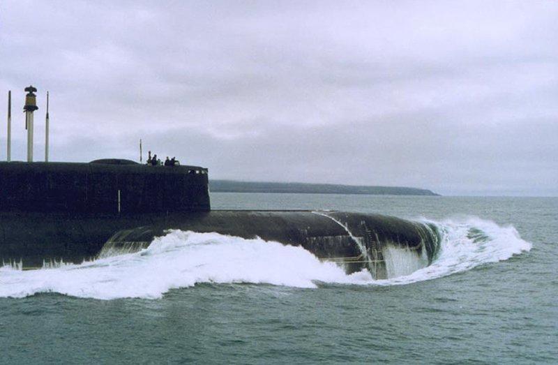 С Днём подводника!
