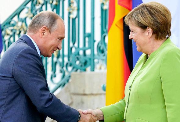 "Путин: ""Транзит через Украин…"