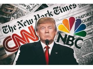 Кто рулит Америкой. Ведущие СМИ совершили в США госпереворот геополитика