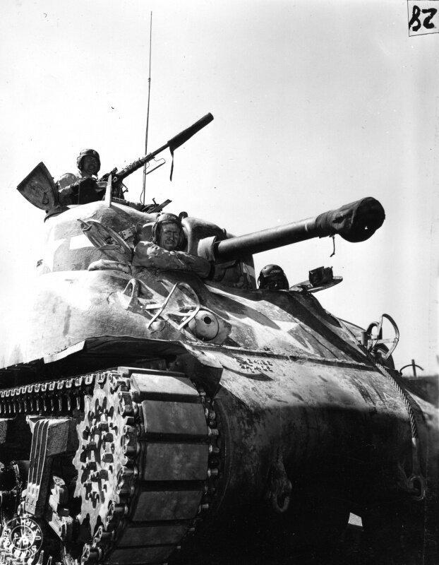 Американский танк М4