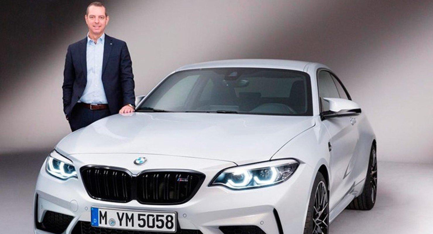 Подразделение BMW M назначило нового руководителя Автомобили