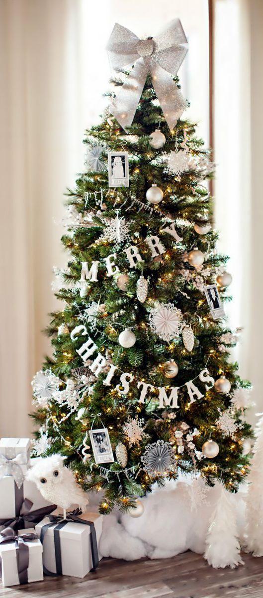 Наряжаем елку: 7 стильных идей очень, только, новогоднее, игрушки, чтобы, другие, декором, можно, слишком, новогодние, гирлянды, несколько, можете, стильно, украсить, цвета, цветов, белыми, оттенков, деревце