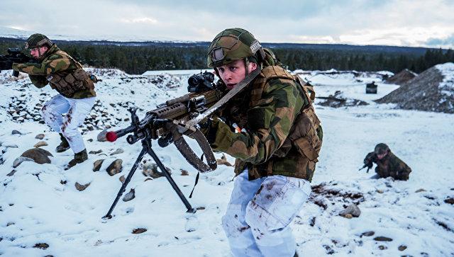 """""""А нам за ними убирать"""". Солдаты НАТО опозорились на учениях в Норвегии"""