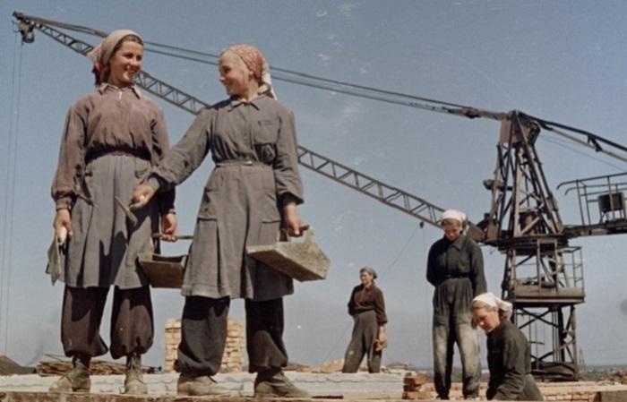 Уникальные фотографии о жизни советских людей