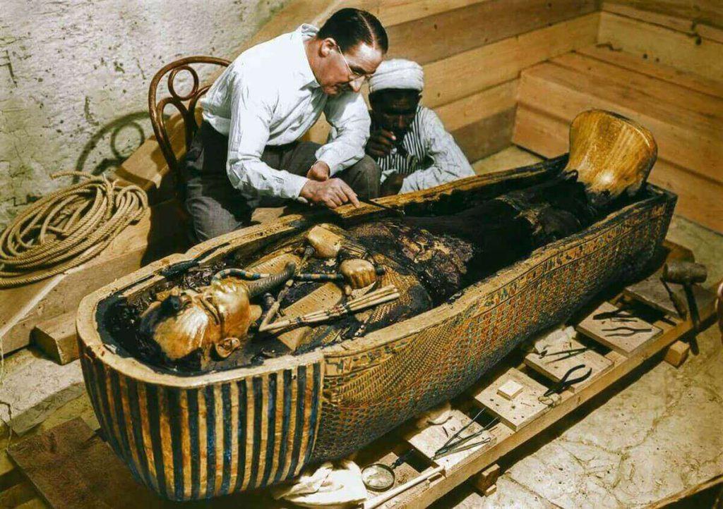 Месть мумий: «проклятие» Тутанхамона