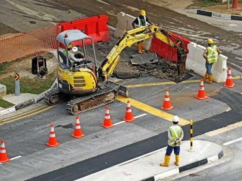 На восстановление дорог Евпа…