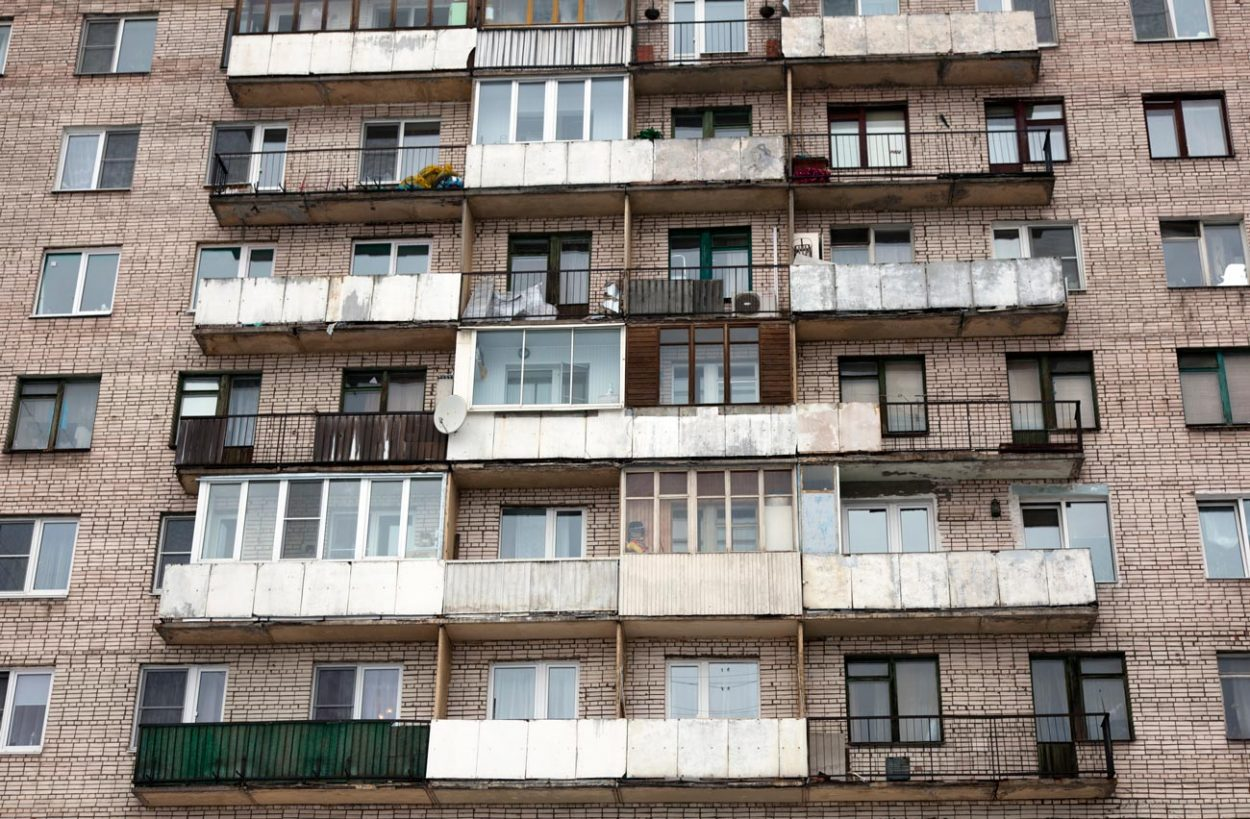 Различие русских и европейских квартир