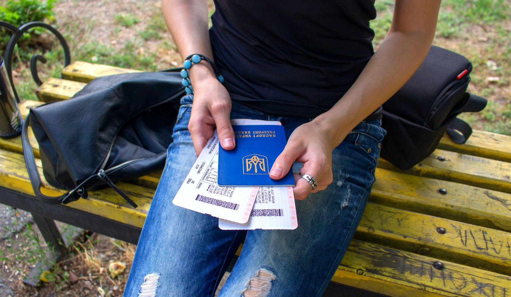 Жители Донбасса столкнулись с проблемами после получения украинских паспортов
