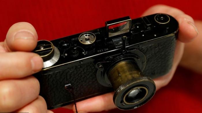 Редкую камеру продали на аук…