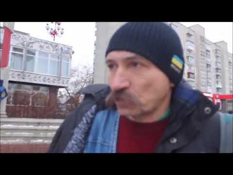 С роднёй в Донбассе я буду разговаривать с помощью автомата — это враги — Майдаун