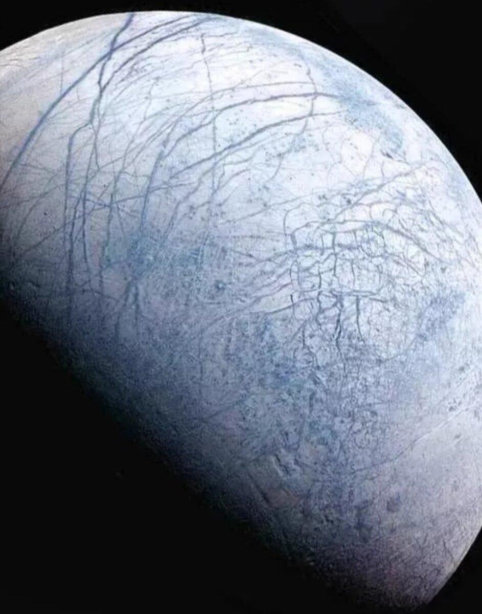 дом детальное фото европы спутника юпитера самой