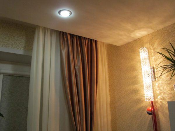 Как правильно спрятать или замаскировать гардину в любой комнате идеи для дома,интерьер и дизайн