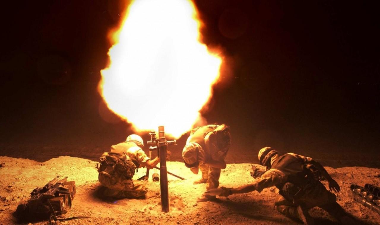 ВСУ обстреляли территорию ДНР, есть разрушения