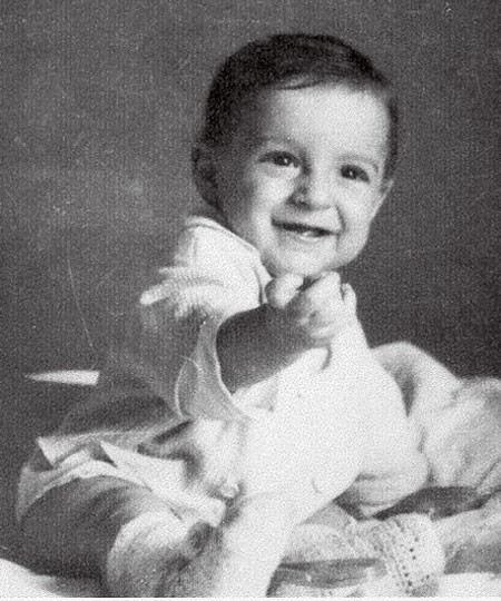 Фото из семейного альбома Хазановых актер,Геннадий Хазанов,звезда,наши звезды,развлечение,фото,шоу,шоубиz,шоубиз