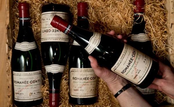 В Париже воры украли из мишленовского ресторана вина на 675.000$
