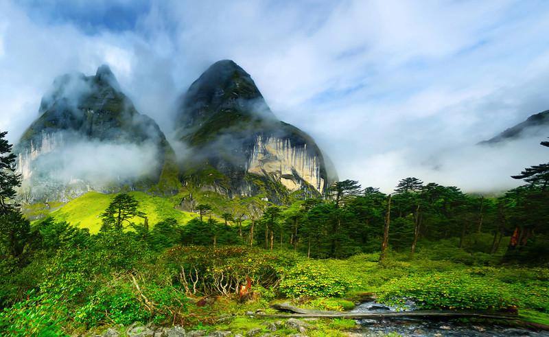 Барун, Непал долина, природа, факты