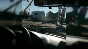 После ДТП на трассе М-1 раск…