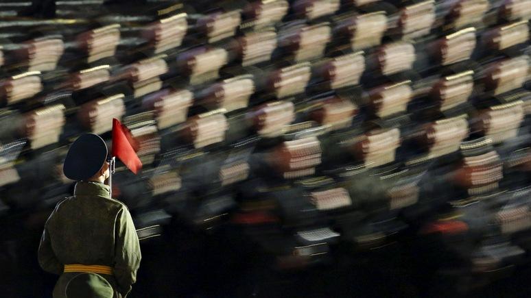 Der Spiegel раскусил военный…