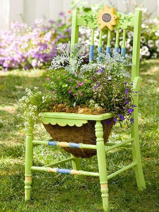 Старая мебель это удивительный и многообразный источник для фантазии любого дизайнера