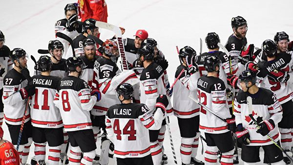 Канада стала первым финалист…