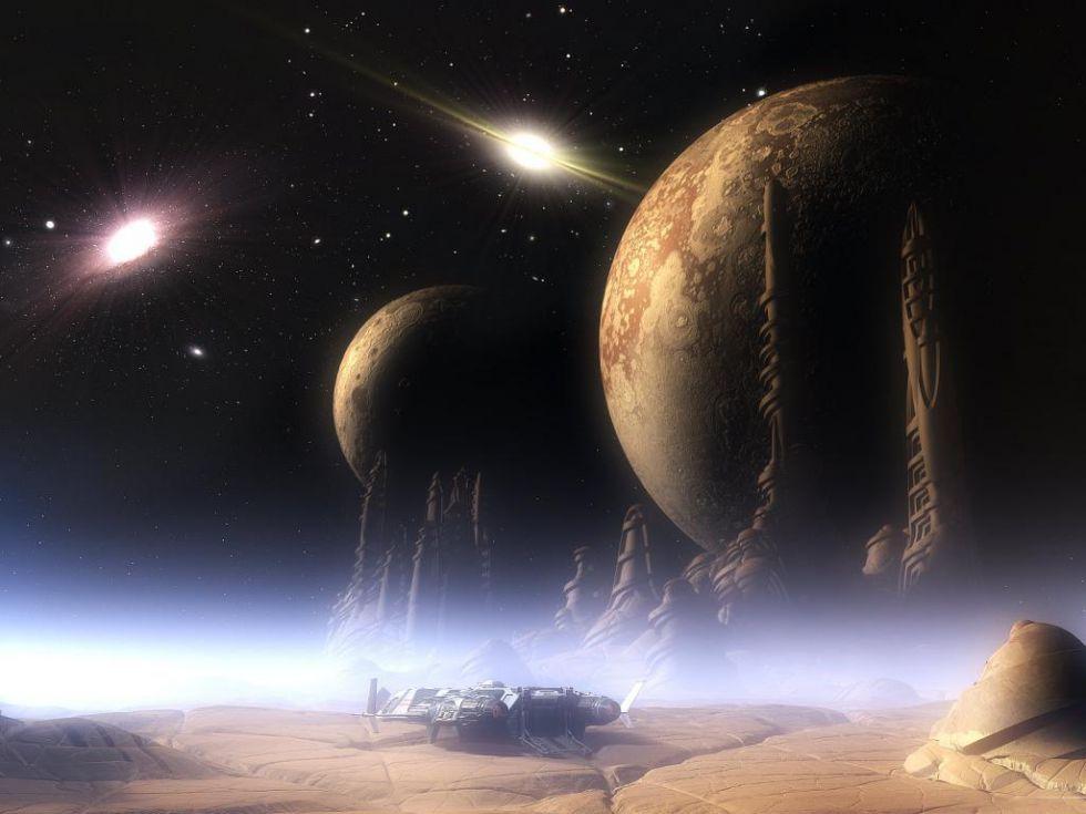 Другая вселенная картинка