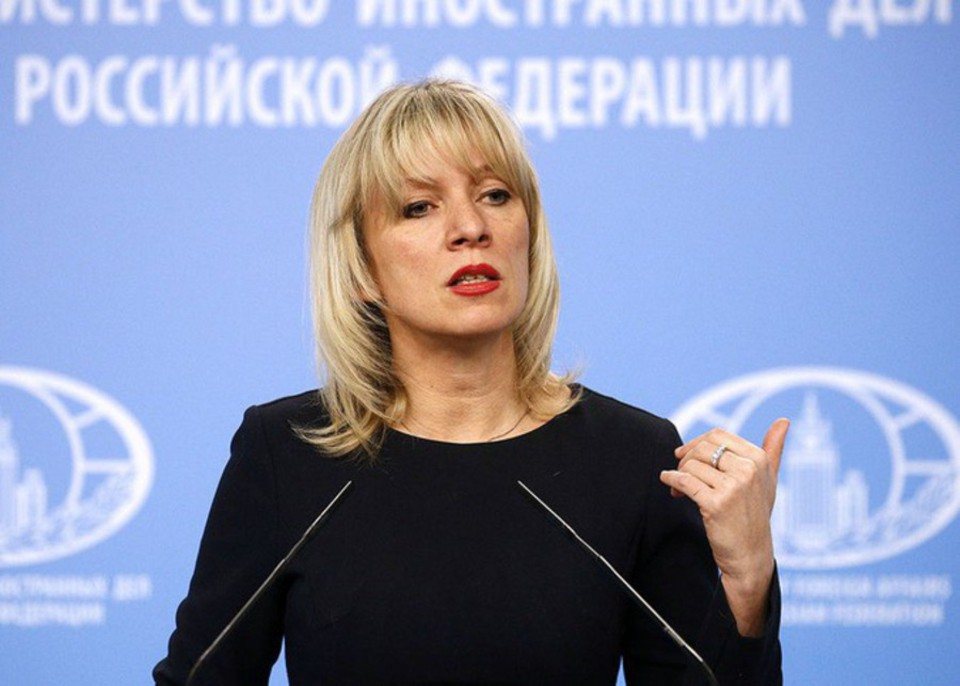 Захарова назвала обвинения и…