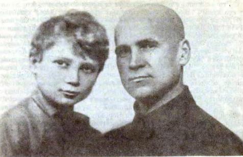 Советский школьник-пророк Лёва Федотов