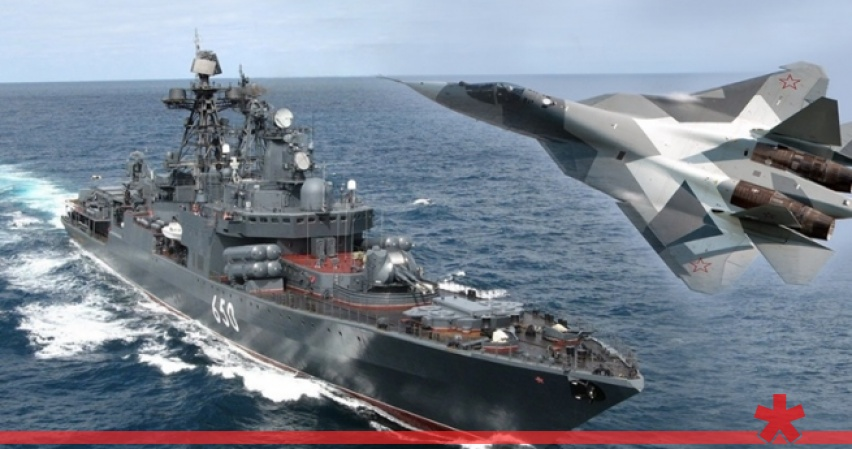 50 самолетов и 10 кораблей: …