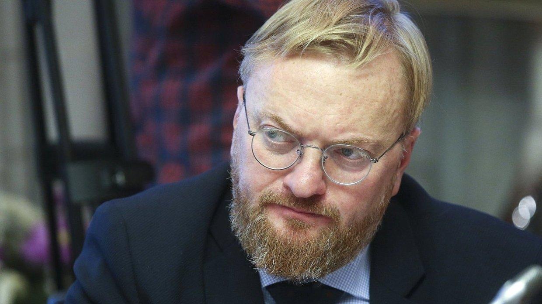 Милонов призвал скрыть алког…
