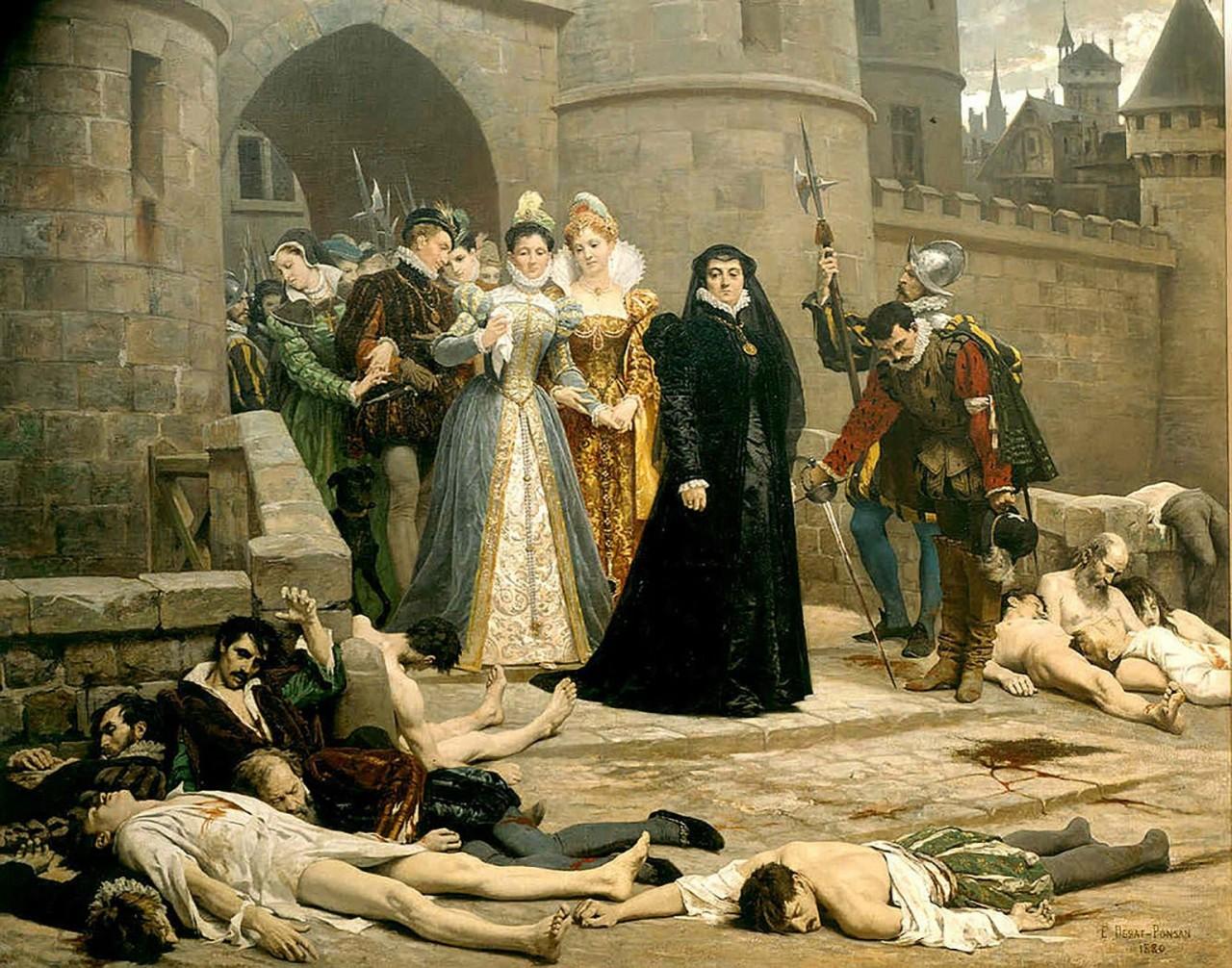 Поистине отвратительные факты о жизни в средневековой Англии. Часть 2