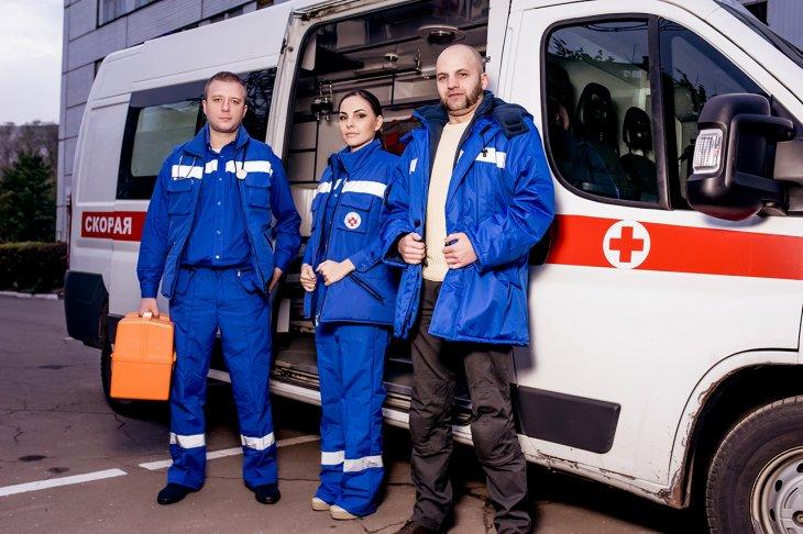 Будни «скорой помощи»: Бабулька