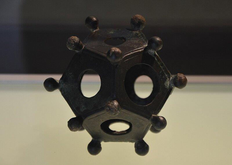 18. Римские додекаэдры артефакты, археология, загадки, история, находки, подборка, тайны, это интересно