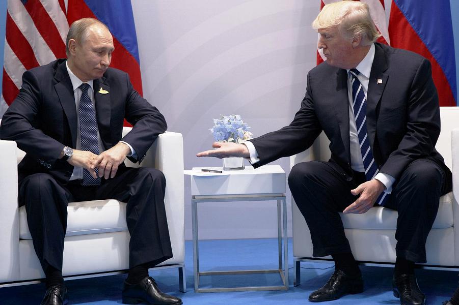 Трамп опять мечтает о встрече с Путиным: Хочу, говорит, поладить с Россией!