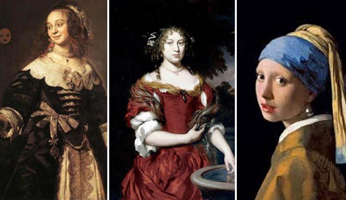 Символизм самого загадочного камня: Женщины с жемчугом на картинах известных художников