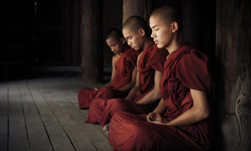 5 буддистских практик, которые наладят вашу жизнь