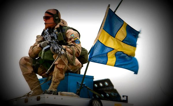 НАТО вступить: Швецию опять …