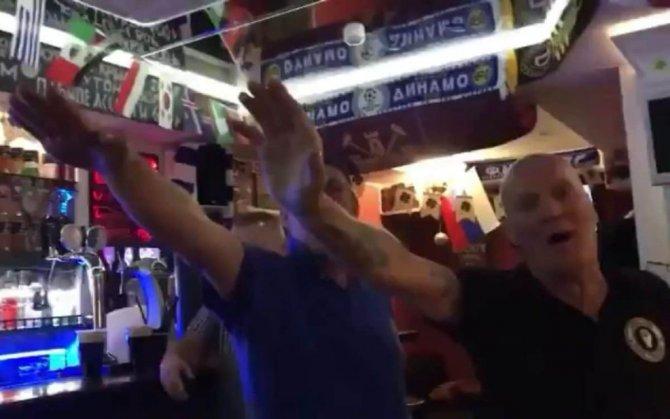 Футбольная ассоциация Англии инициировала проверку инцидента в одном из заведений Волгограда с участием британских болельщиков. (Видео)