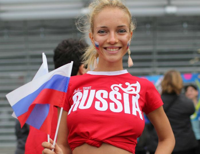«Гламурные русские против ск…
