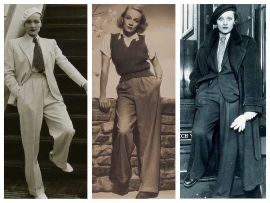 Ультрасовременные брюки-палаццо: кому идут и как выбрать