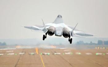 Эксперты раскрыли цели переброски российских Су-57 в Сирию