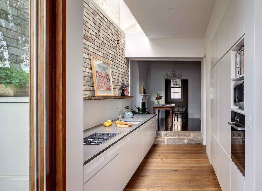 Как перенести кухню в коридор: правила, документы, дизайн
