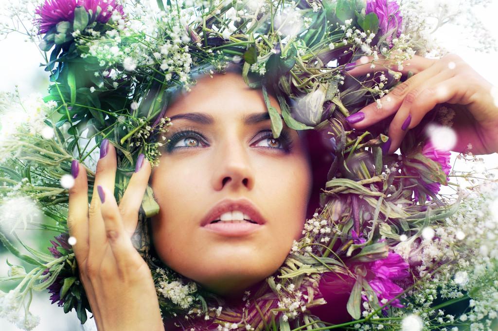 Цветы, прикольные картинки красота неземная