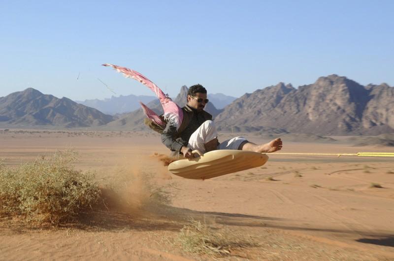 Саудовская Аравия импортирует песок из Австралии. интересное, факты