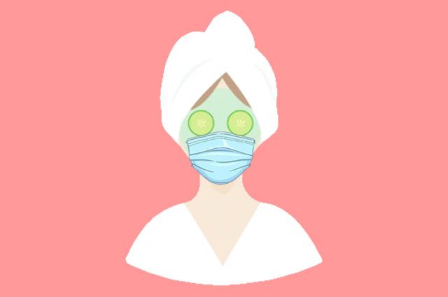 Нужно ли менять уход за кожей из-за длительного ношения медицинской маски? Экспертиза красоты