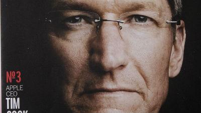 Главу Apple Тима Кука раскри…