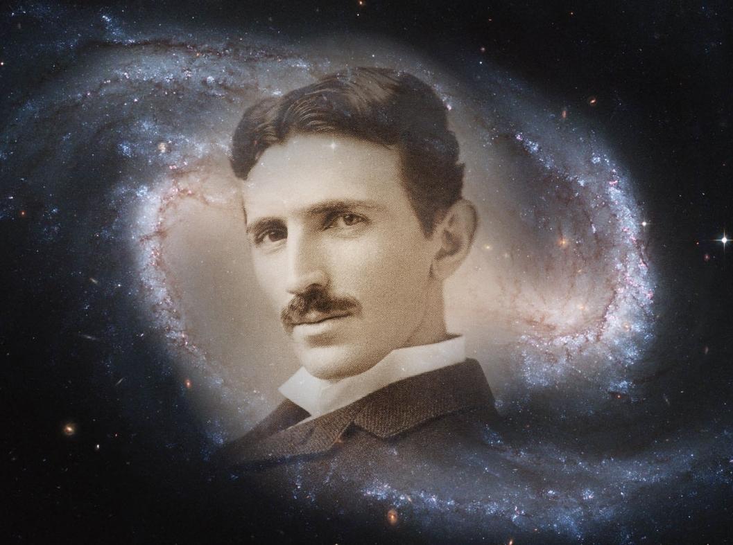 Никола Тесла о своей экспедиции на Землю