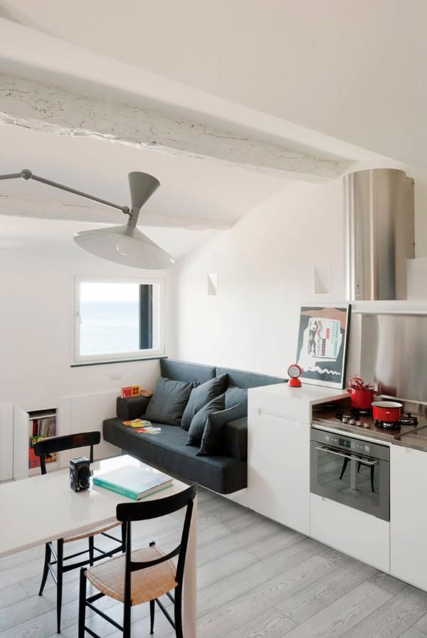 кухонный диван для кухни со спальным местом, фото 41