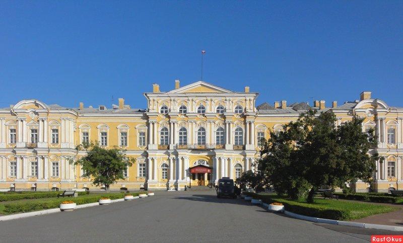 15-Воронцовский дворец Красивые здания, СПб, питер