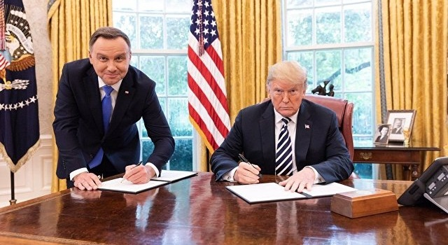 Телеканал Польши уволил сотр…